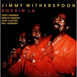 Jimmy Witherspoon - Rockin' L.A. - LP
