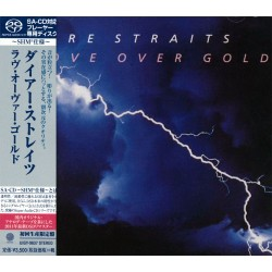 Dire Straits - Love Over Gold - SACD-SHM