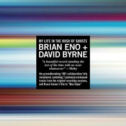 Brian Eno / David Byrne - My Life In The Bush Of Ghosts - CD