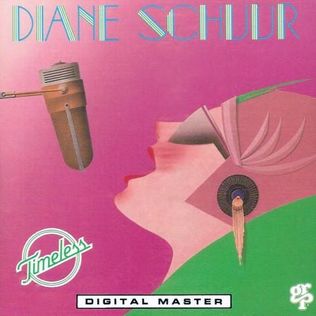 Diane Schuur - Timeless - Cut-out Vinyl LP