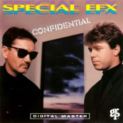 Special EFX - Confidential - Cut-out Vinyl LP