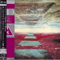 Tangerine Dream - Stratosfear - Japan SACD-SHM vinyl replica