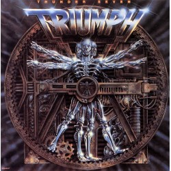 Triumph - Thunder Seven - Cut-out Vinyl LP