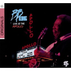 B.B. King - Live At The Apollo - CD digipack