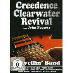 Creedence Clearwater Revival - Travellin' Band - DVD