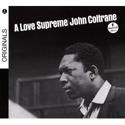 John Coltrane - A Love Supreme - CD digipack