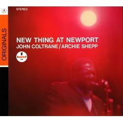 John Coltrane / Archie Sheep - New Thing At Newport - CD digipack