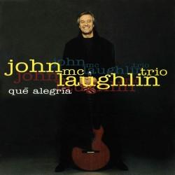 John Mclaughlin Trio - Que Alegria - CD digipack