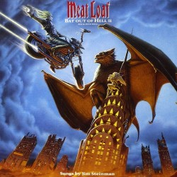 Meat Loaf - Bat Out Of Hell II - CD
