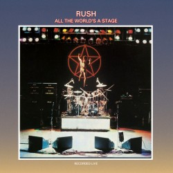Rush - All The World's A Stage - CD