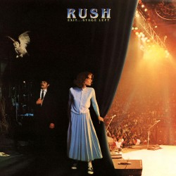 Rush - Exit... Stage Left - CD