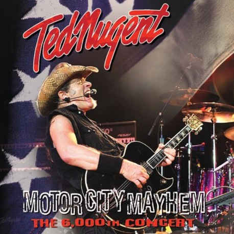 Ted Nugent - Motor City Mayhem - CD