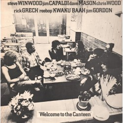 Traffic - Welcome To The Canteen - CD