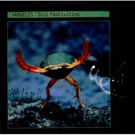 Vangelis - Soil Festivities - CD