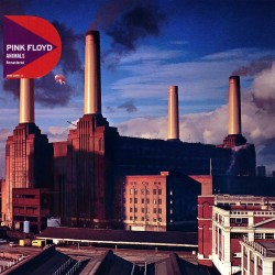 Pink Floyd - Animals - CD vinyl replica
