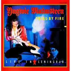 Yngwie Malmsteen - Trial By Fire - Live in Leningrad - CD