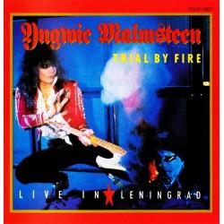 Yngwie Malmsteen - Trial By Fire - Live in Leningrad - CD