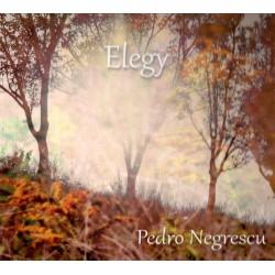 Pedro Negrescu - Elegy - CD digipack