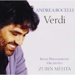 Andrea Bocelli - Verdi - CD