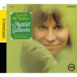 Astrud Gilberto - Look To The Rainbow - CD digipack