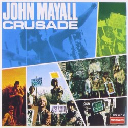 John Mayall & The Bluesbreakers - Crusade - CD