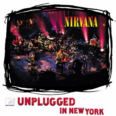 Nirvana - Mtv Unplugged In New York - CD