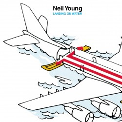 Neil Young - Landing On Water - CD