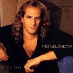 Michael Bolton - One Thing - CD