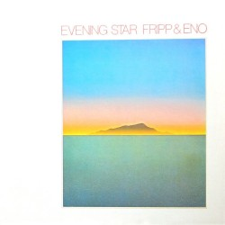 Robert Fripp / Brian Eno - Evening Star - CD digipack