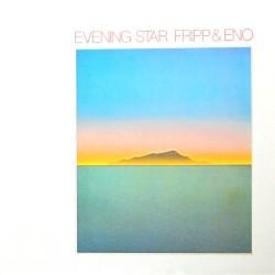 Robert Fripp / Brian Eno - Evening Star - CD digipack