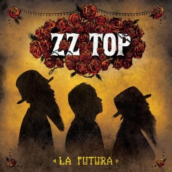 ZZ Top - La Futura - CD vinyl replica