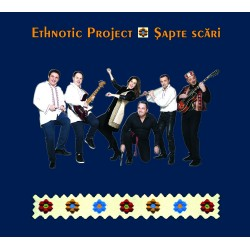 Ethnotic Project - Sapte Scari - CD digipack