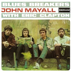 John Mayall with Eric Clapton - Blues Breakers - CD