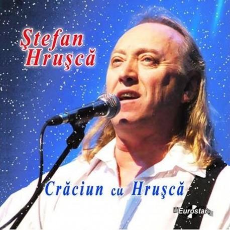 Stefan Hrusca - Craciun cu Hrusca - CD