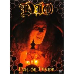 Dio - Evil Or Divine - DVD