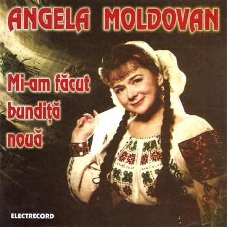 Angela Moldovan - Mi-am facut bundita noua - CD
