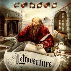 Kansas - Leftoverture - CD