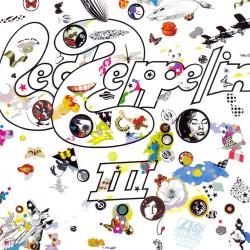 Led Zeppelin - III - CD vinyl replica