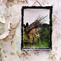 Led Zeppelin - IV - CD vinyl replica