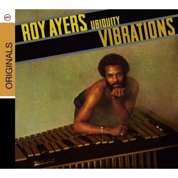 Roy Ayers Ubiquity - Vibrations - CD digipack