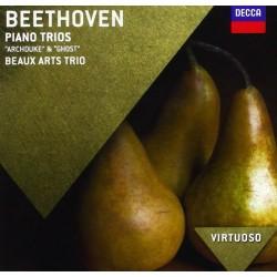 Ludwig Van Beethoven - Piano Trios: Archduke & Ghost - CD