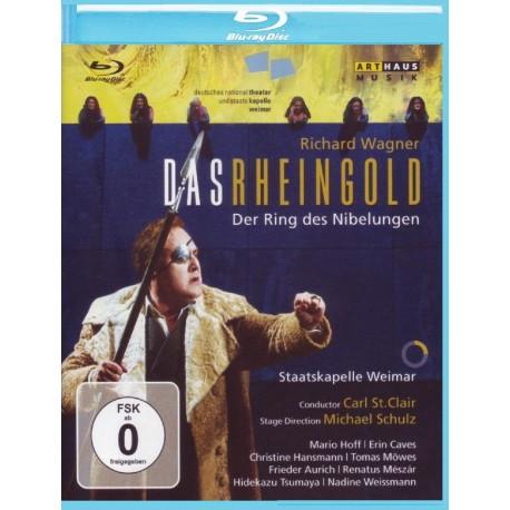 Richard Wagner - Das Rheingold - Blu-ray