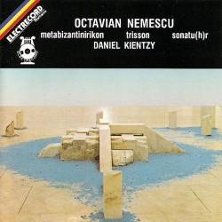 Octavian Nemescu - Metabizantinirikon, Trisson, Sonatu(h)r - Daniel Kientzy - CD