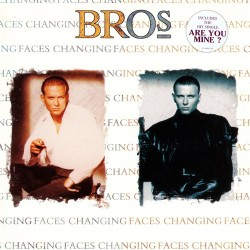 Bros - Changing Faces - Vinyl LP