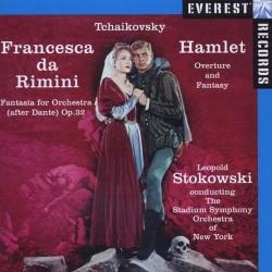 Pyotr Ilyich Tchaikovsky - Francesca Da Rimini / Hamlet - CD