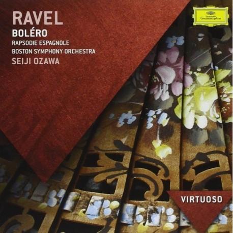 Maurice Ravel - Boléro / Rapsodie Espagnole - CD