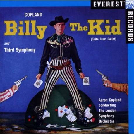Aaron Copland - Billy The Kid - CD