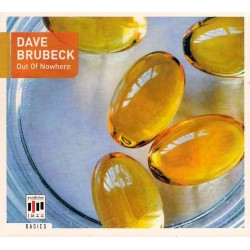 ve Brubeck - Out Of Nowhere - CD digipack