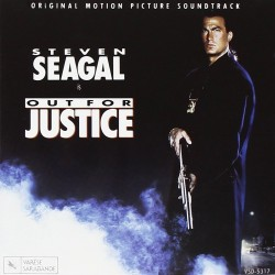 OST - Steven Seagal Is Out For Justice - Vinyl LP