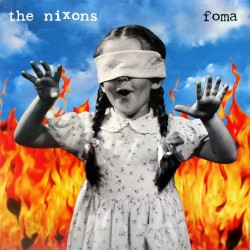 Nixons - Foma - Light Green Transparent vinyl LP